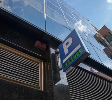 Parking del edificio